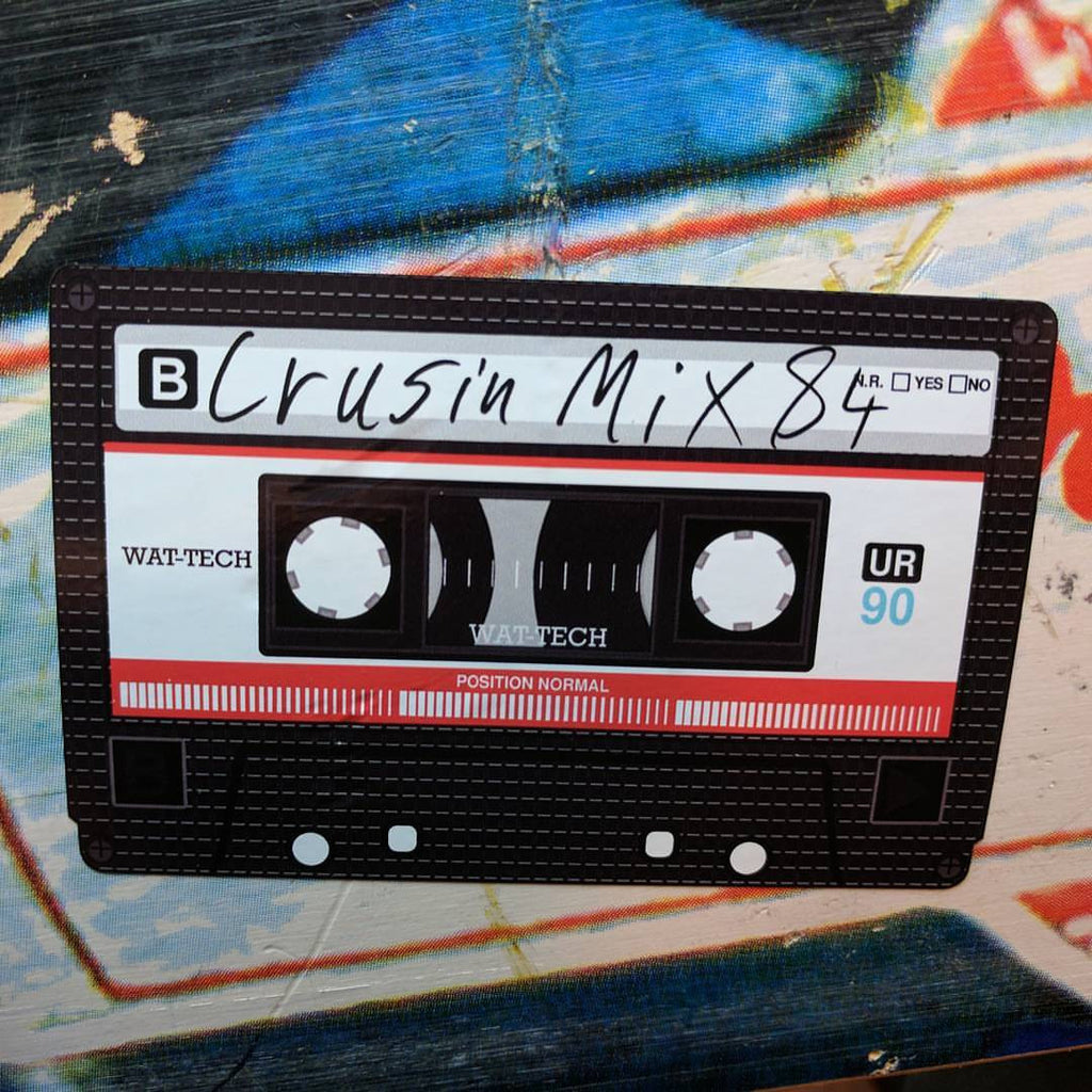 Crusin' Mix 84