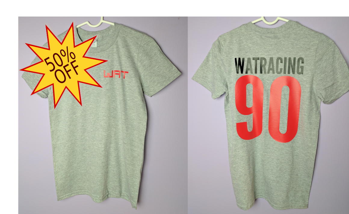 WAT Racing #90 Shirt
