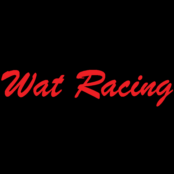 WAT Racing Windshield Banner
