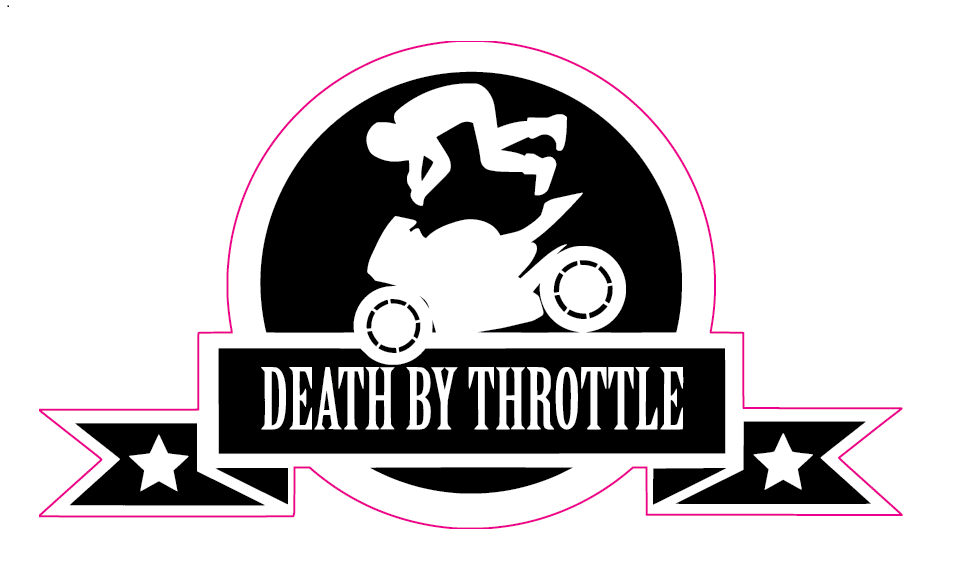 Death By Throttle (Inverted Color)