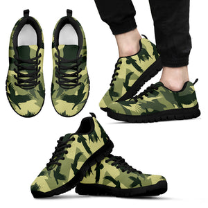 Eagle-Hawk Camo Sneaker 04 Men and Women - JaZazzy
