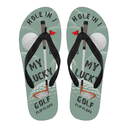Golf Flip Flops men's - JaZazzy