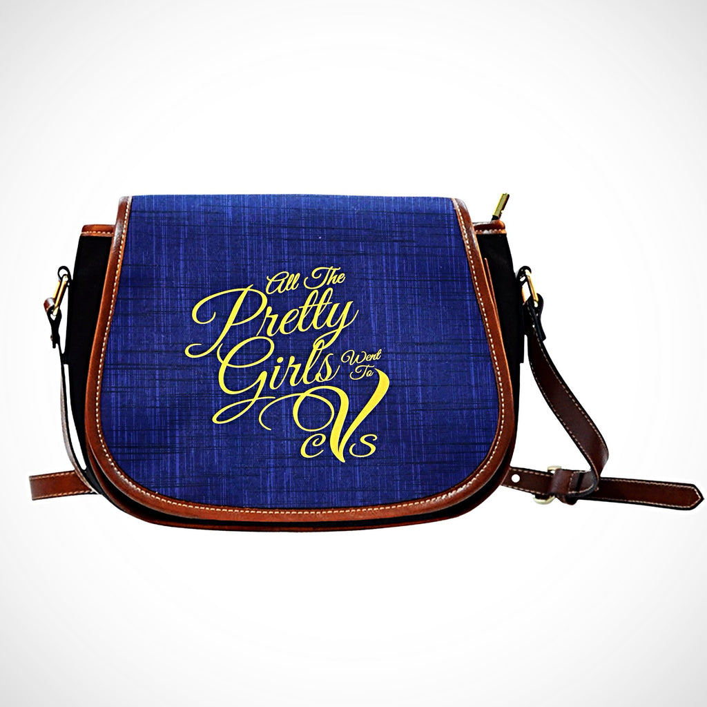 JZP CVS All Pretty Girls Saddle Bag - JaZazzy