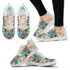 Colorful Flower Butterfly Sneakers. - JaZazzy