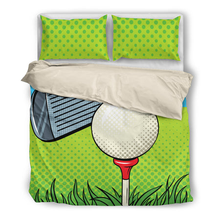 Golf Bedding Set - JaZazzy
