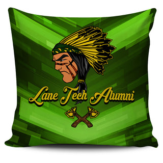 Lane Tech Alumni Pillow