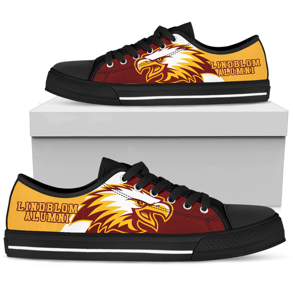 Lindblom Eagle Low-Top MvG3 - JaZazzy
