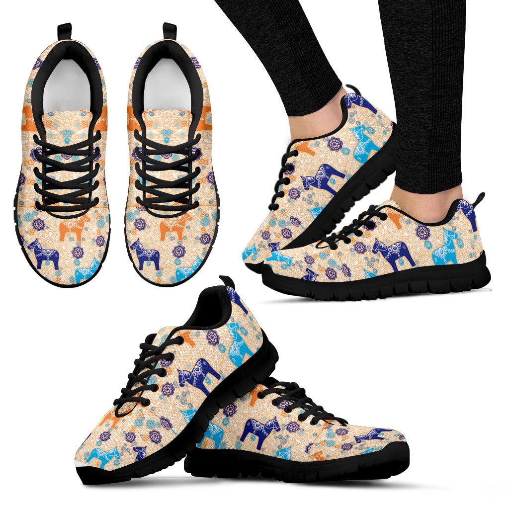 Dogs colors Women's Sneakers - JaZazzy