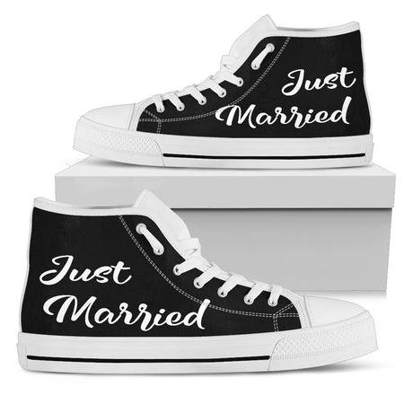 Just Married W-Classic Canvas HT v1 - JaZazzy