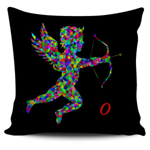 Cupid Love Pillow Cover - JaZazzy
