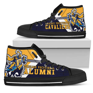 CVS-US High Top Shoe 1C_Mens - JaZazzy