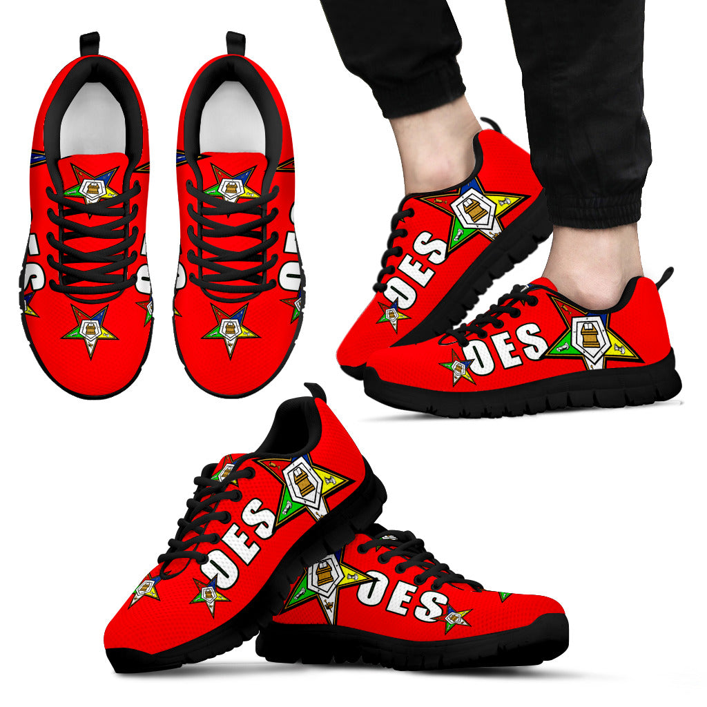 OES Red Special Edition_men's size - JaZazzy