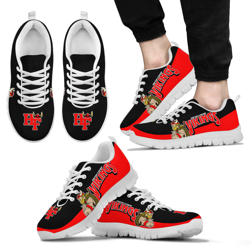 JZP Homewood Flossmoor Viking Sneaker v3G Men and Women - JaZazzy