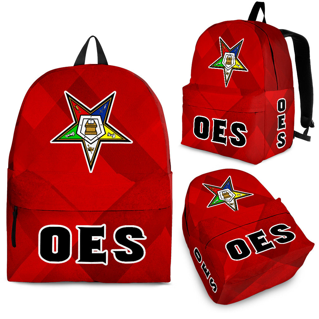 OES  BACKPACK   SQ 7 Assorted Colors - JaZazzy