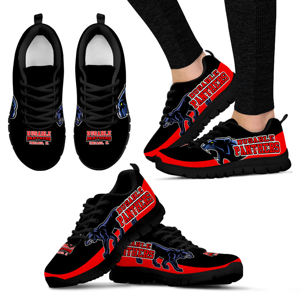 JZP DuSable_Chgo Panthers Sneaker 0418-Womens - JaZazzy
