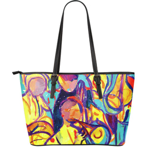 Trumpets Large Tote Bag
