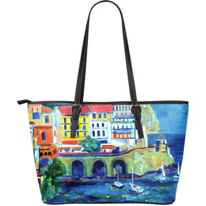 Colorful Tote Bag - JaZazzy