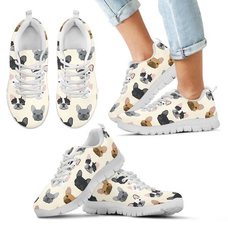BULLDOGS SNEAKERS Kid's Sneakers - JaZazzy