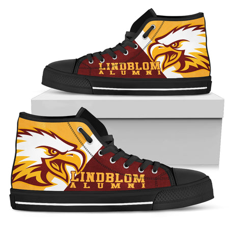 Lindblom Eagle High-Top V3E_Women-Shoe - JaZazzy