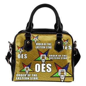 OES Shoulder Handbag 2A - Assorted Colors - JaZazzy