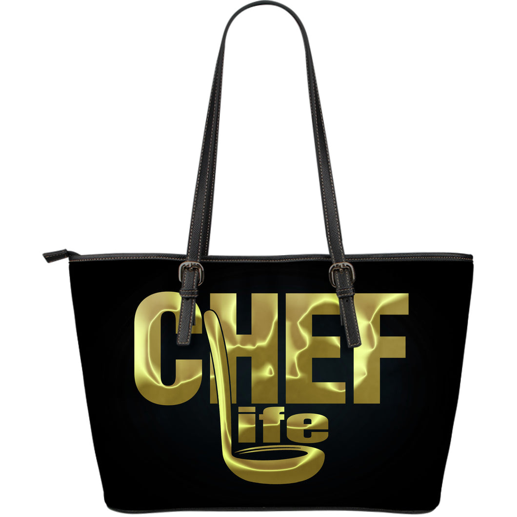 CHEF LIFE LARGE TOTE BAG - JaZazzy