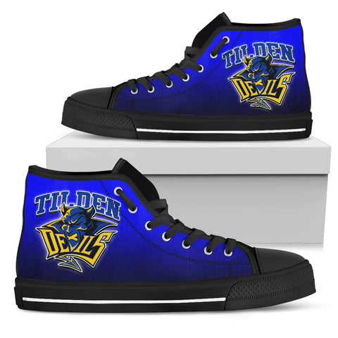 JZP-TILDEN Classic High Top Blue Devil 1E_Men - JaZazzy