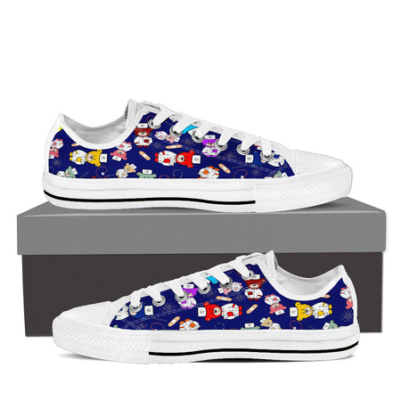 JZP Nurse Classic Low Top Shoe- Womens - JaZazzy