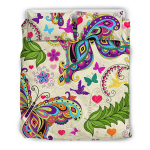 Butterfly Lovers Bedding Set - JaZazzy