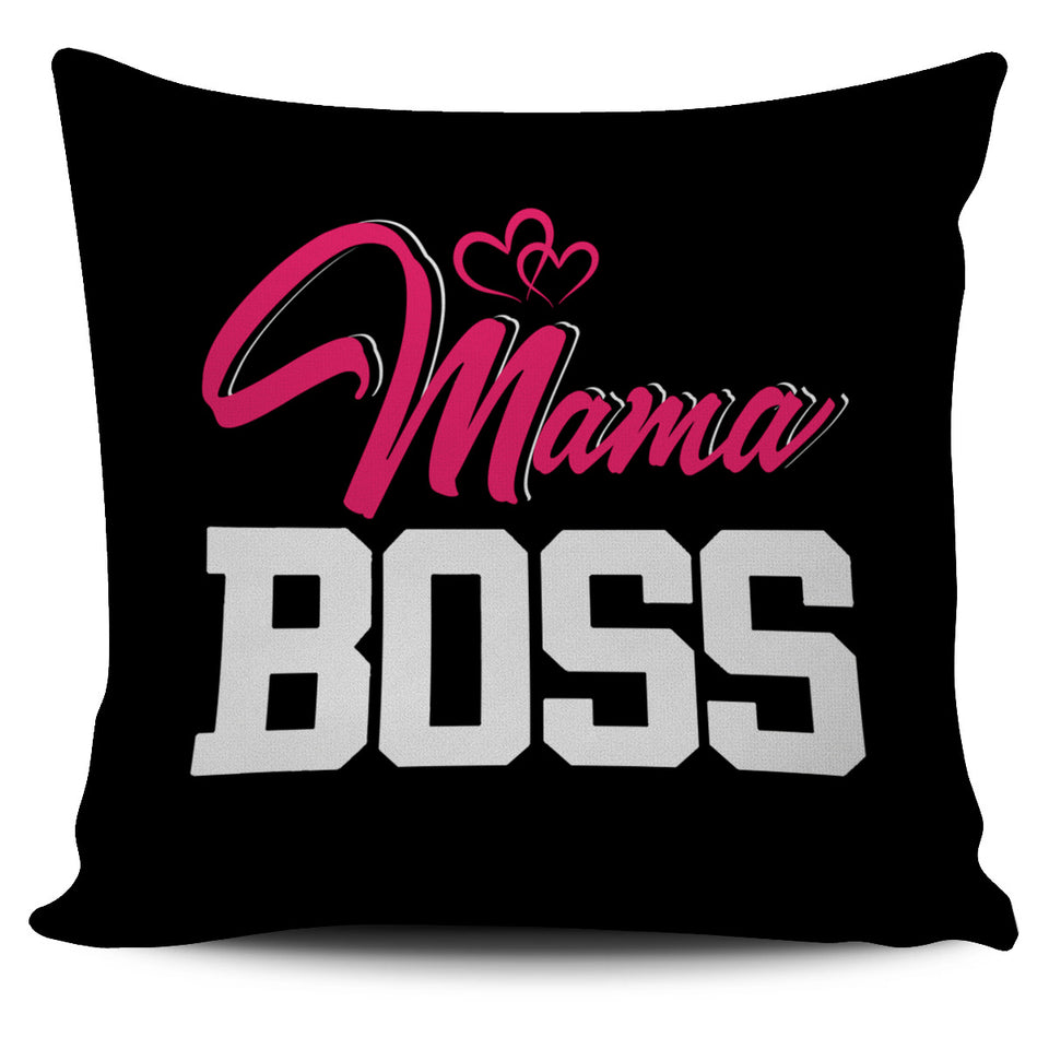 MAMA BOSS PILLOW - JaZazzy