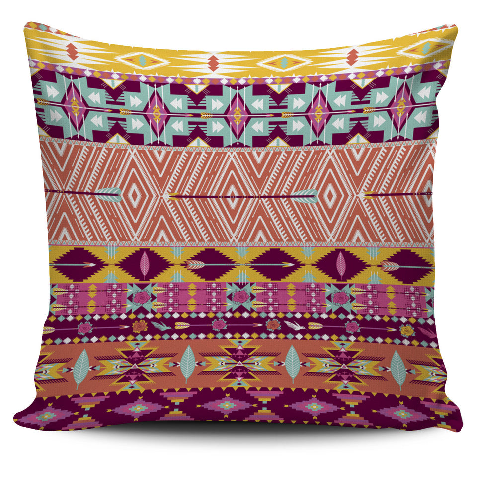 Native Tribe Pillow Cover - JaZazzy