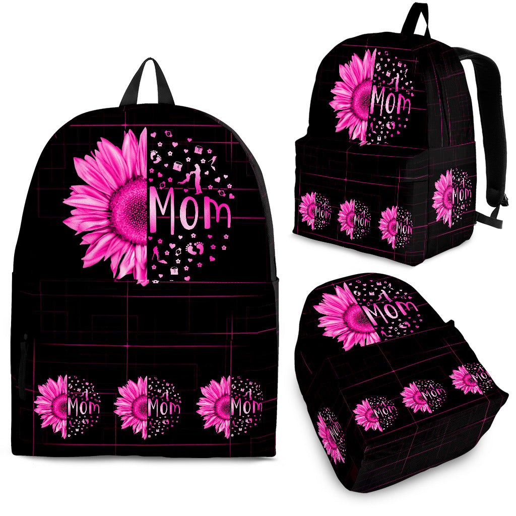 MOM MOTHER BACKPACK - JaZazzy