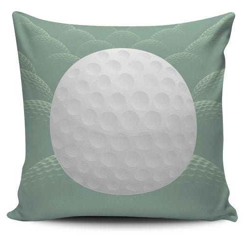 Golf Green Pillow - JaZazzy