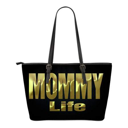 MOMMY LIFE SMALL TOTE BAGS - JaZazzy