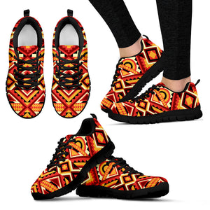 Kaleidoscope Women's Sneakers - JaZazzy