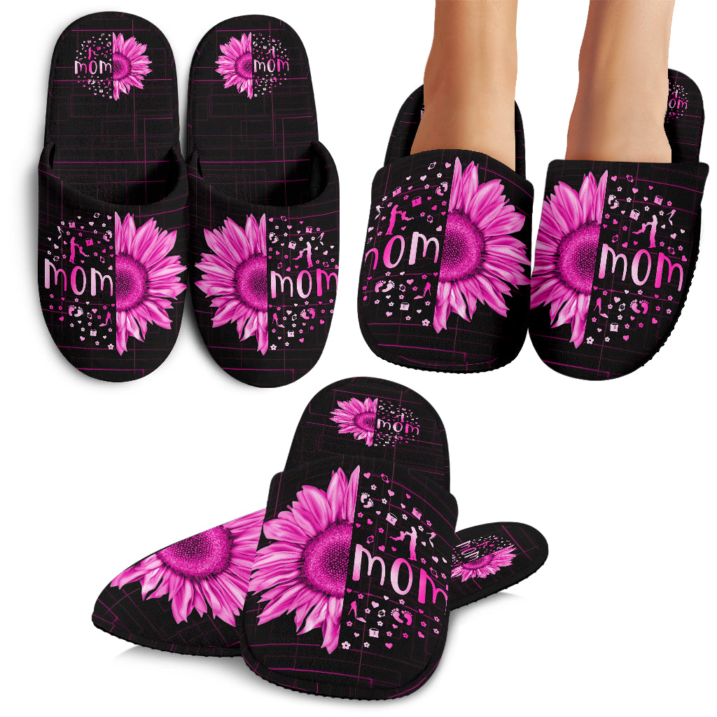 MOM MOTHER SLIPPERS - JaZazzy