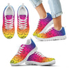 RAINBOW/WHITE Open Road Girl Kid's Sneakers - JaZazzy