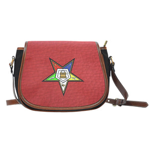 Saddle Bag with OES logo