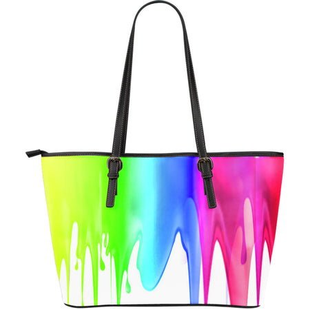 WATER COLOR LARGE TOTE - JaZazzy