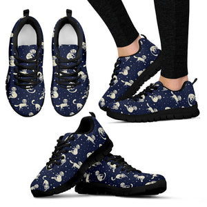 Dogs Women's Sneakers - JaZazzy