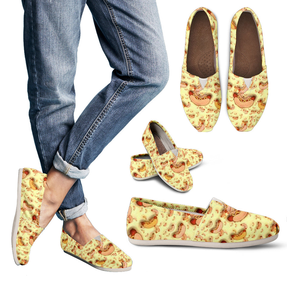 Hot Dog!  Women's Casual Shoes - JaZazzy