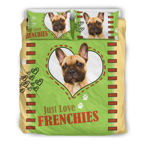 French Bulldog - Bedding Set - JaZazzy