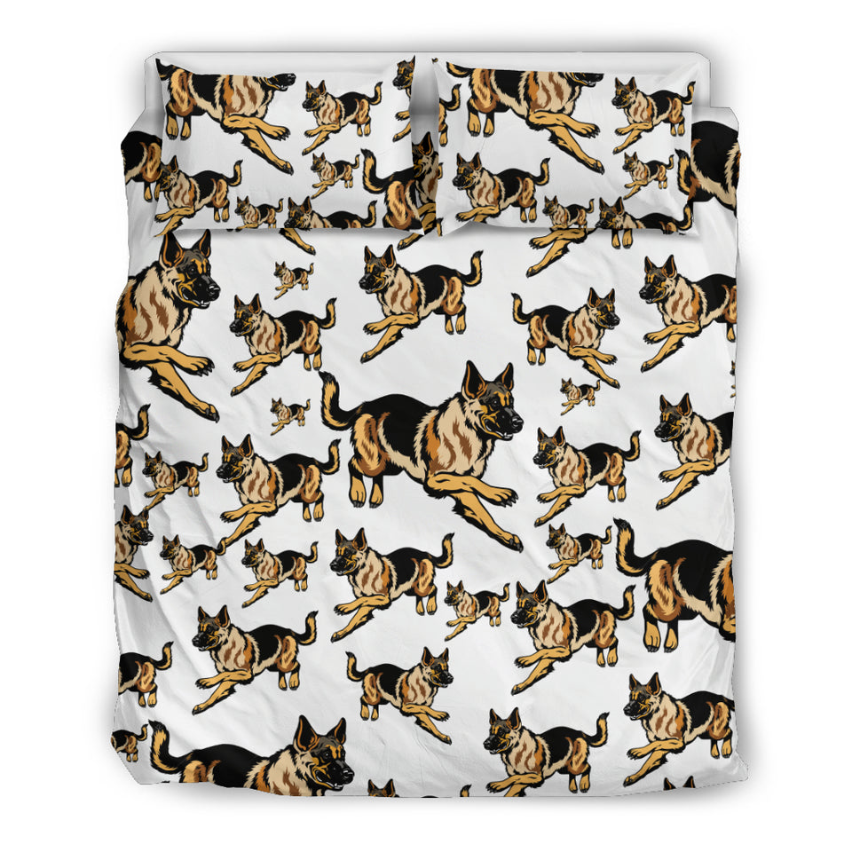 German Shepherd Dog Bedding Set - JaZazzy