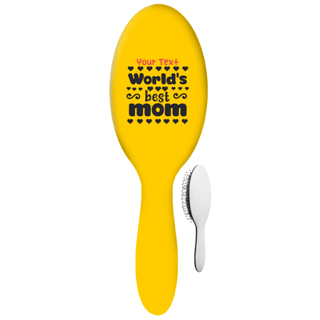 HB Hair Brush-Mom - JaZazzy