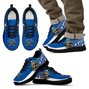 Proviso East-Maywood IL - Pirates_Mens Sneakers - JaZazzy