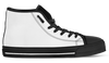 Classic High -Top Sneaker-Personalizable - JaZazzy