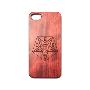 OES Rosewood iPhone Case - JaZazzy
