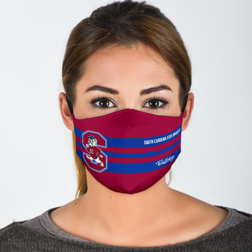 South Carolina State Bulldog-Mask