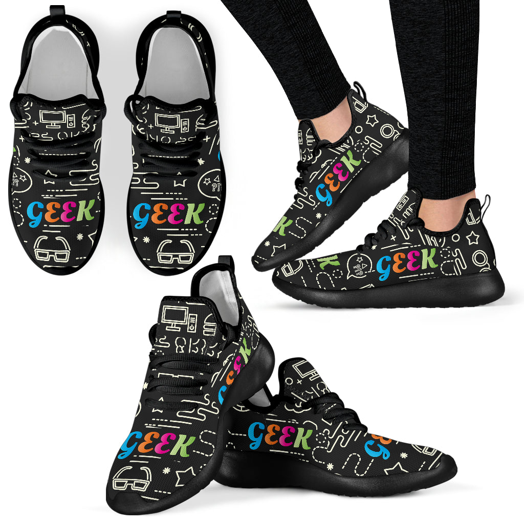Geek Sneakers - JaZazzy