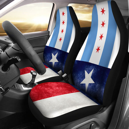 JZP Chicagoan-Texan Seat Cover 00A1F - JaZazzy