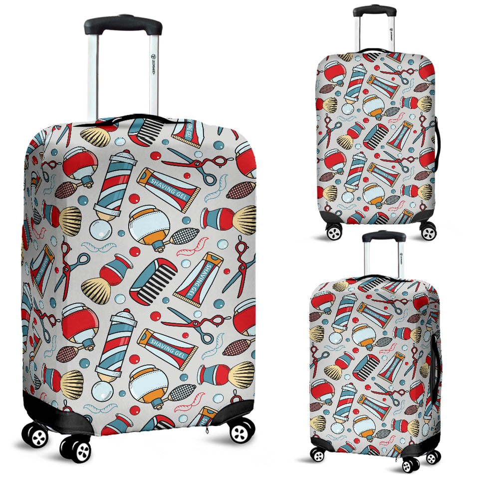 BARBER TOOLS LUGGAGE - JaZazzy